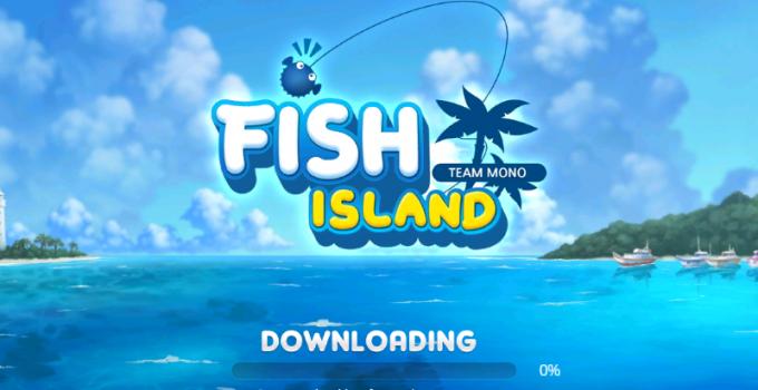 เกมตกปลา Fish Island
