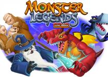 เกมส์ monster regends