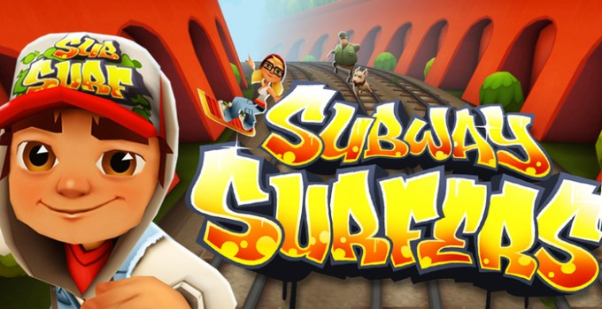 เกม Subway Surfer