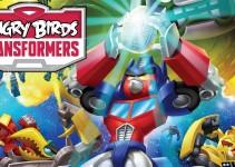 Angry Birds Transformerเกมส์นกแนวใหม่ นกหุ่นยนต์